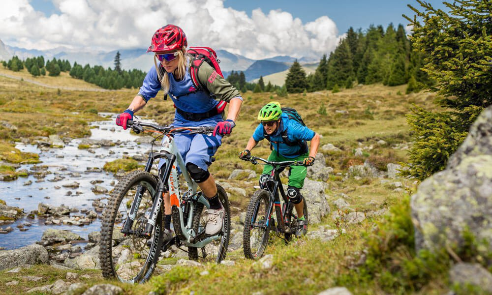 Mountainbiken der Superlative rund um Latsch