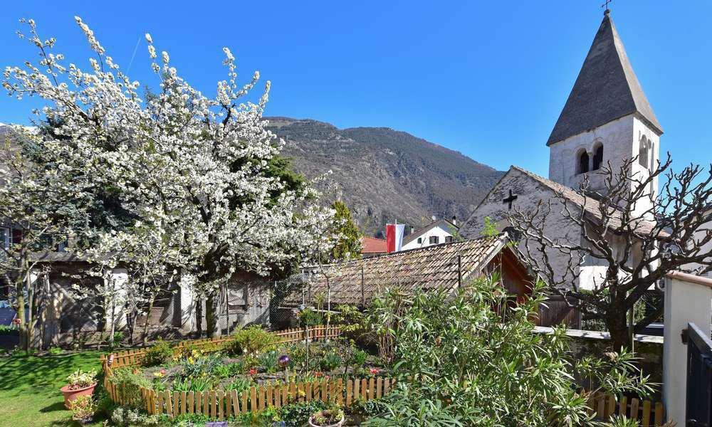 Urlaub auf dem Apfelbauernhof im Vinschgau