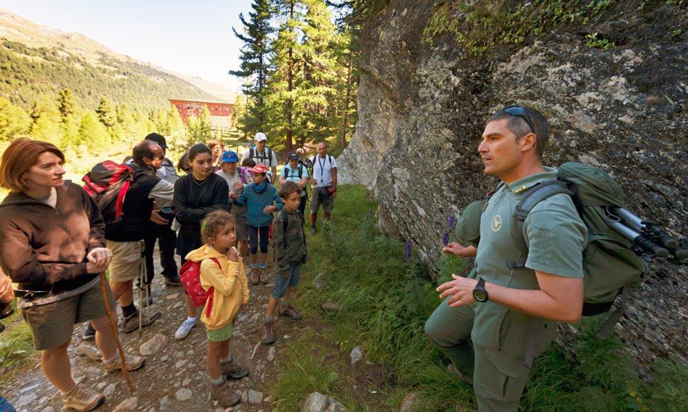 Wandern & Nordic Walking rund um Latsch