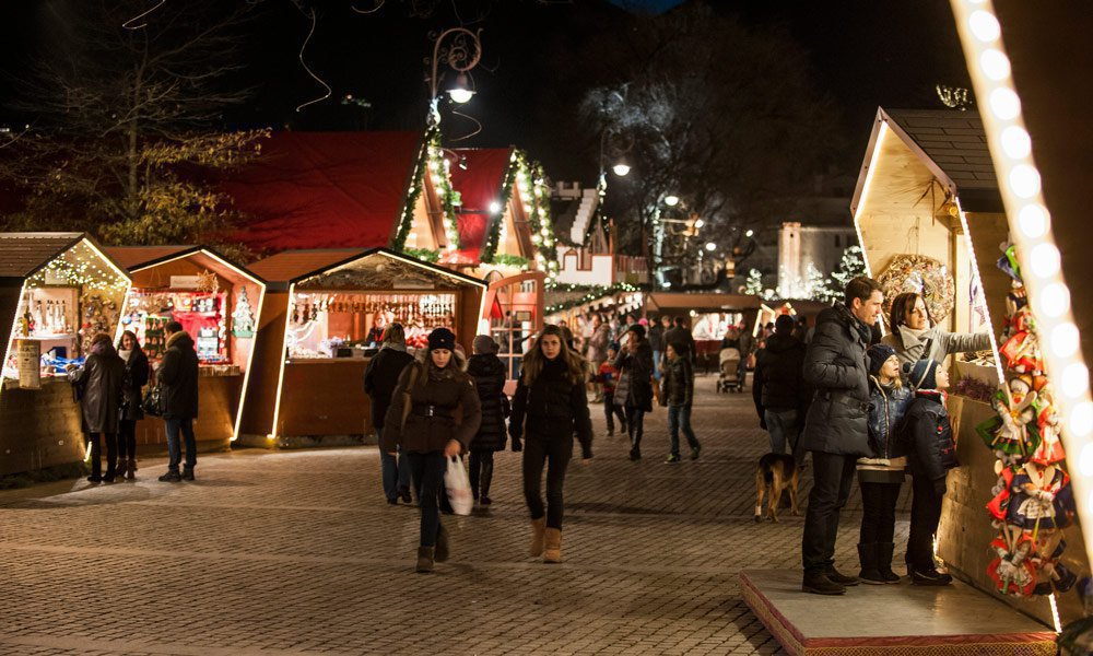 Unsere schönen Weihnachtsmärkte in und um Latsch